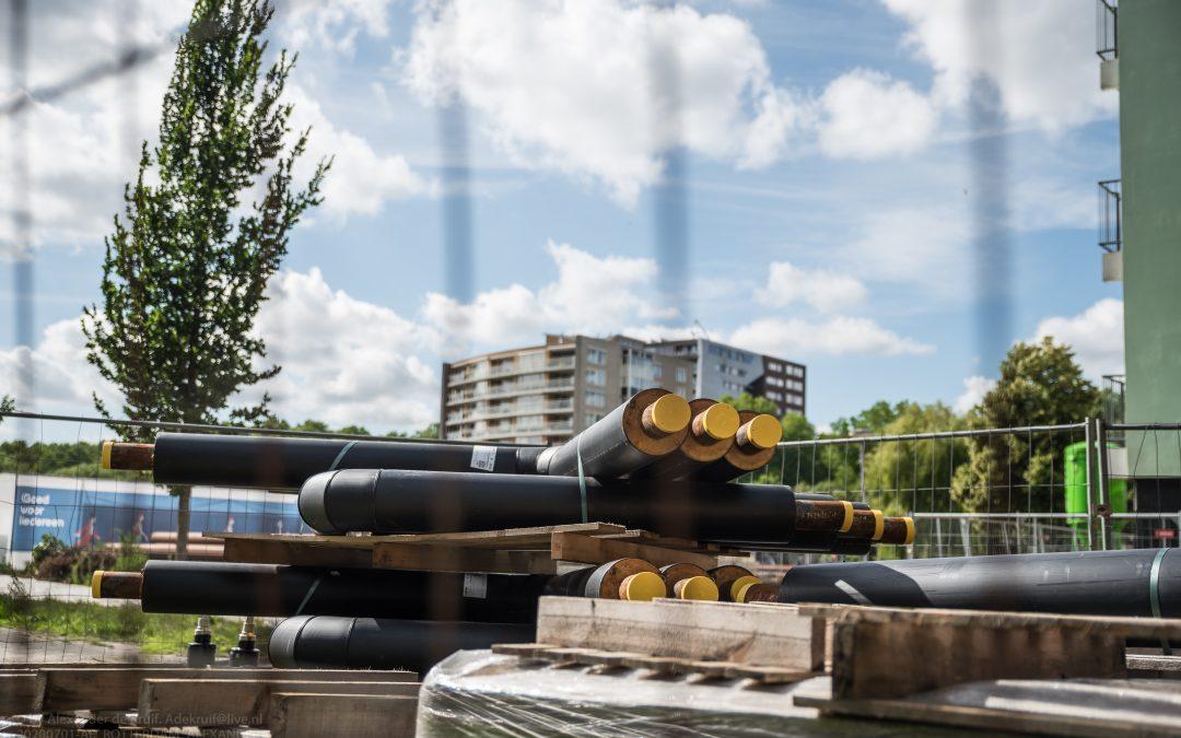Nieuwe regionale warmtetransportleiding tussen Vlaardingen-Den Haag