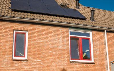 Rotterdam Prins Alexander koploper met zonnepanelen
